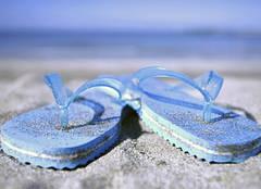 Взуття для пляжу і басейну