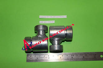 Штуцер угловой S41-S36 (М33х2.0-М30х1.5)