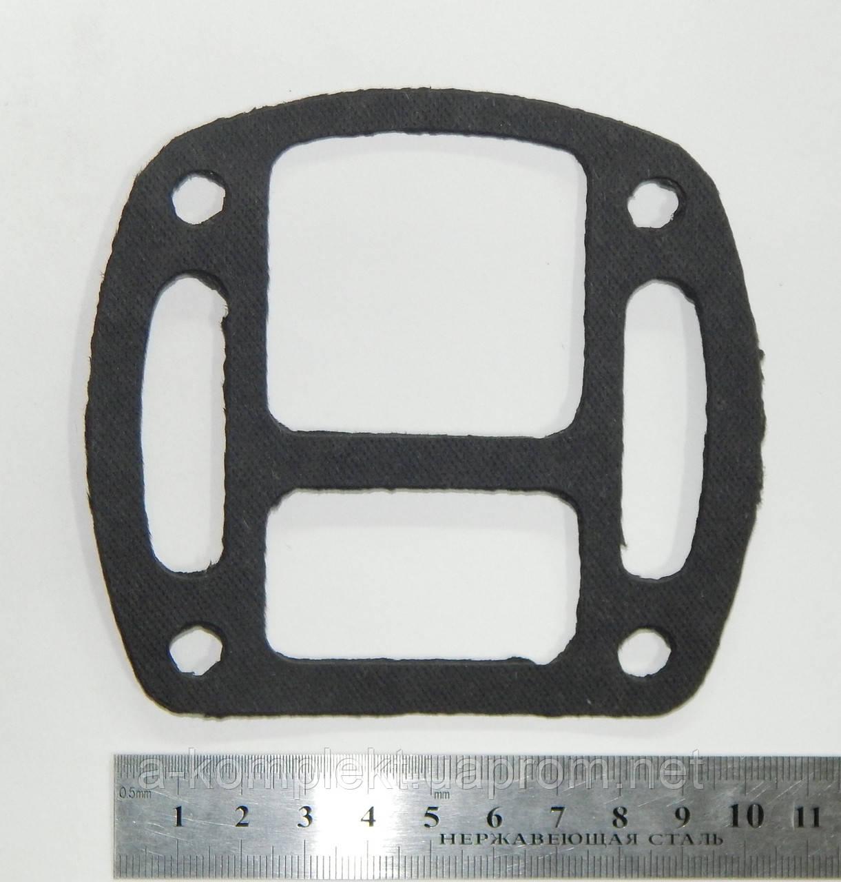 Прокладка водяной головки компрессора МТЗ, ЗИЛ