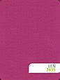 Рулонные шторы Лен 7435 фуксия, фото 2