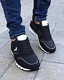 Мужская Обувь Поло Сетка Чб, фото 2