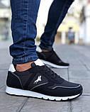 Мужская Обувь Поло Сетка Чб, фото 3