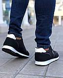 Мужская Обувь Поло Сетка Чб, фото 4