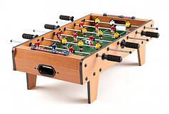 Детский настольный футбол деревянный ZC 1016A