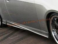 Пороги универсальные №5 Mitsubishi Lancer 10 Hatchback 2007-2016