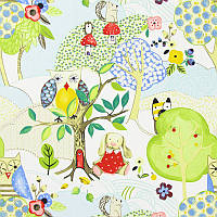 Ткань для штор Woodland friends Prestigious Textiles, фото 1