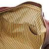 TL141794 Черный TL Voyager - Дорожная кожаная сумка-даффл - Большой размер от Tuscany, фото 4