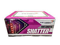 Салют Shatter Maxsem MC126, 106 пострілів 20 мм, фото 1