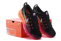 Женские кроссовки Nike Air Max Flyknit black