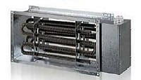 Электронагреватели канальные прямоугольные НК 400*200-6,0-3, Вентс, Украина
