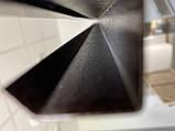 Готовый сборный козырек 2,05х1 м Стиль с монолитным поликарбонатом 3 мм, фото 4