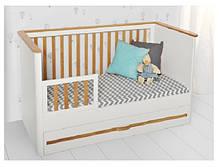 Детская кроватка Bellamy Ruban с ящиком, фото 3