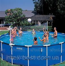 Каркасный бассейн Intex 56952 Metal Frame Pool (549х122 см.), фото 3