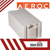 Газобетонні блоки Aeroc D300 Березань