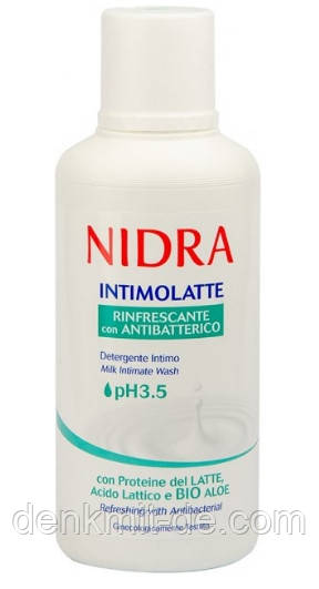 Гель для интимной гигиены Nidra Refreshing Свежесть , 500 мл