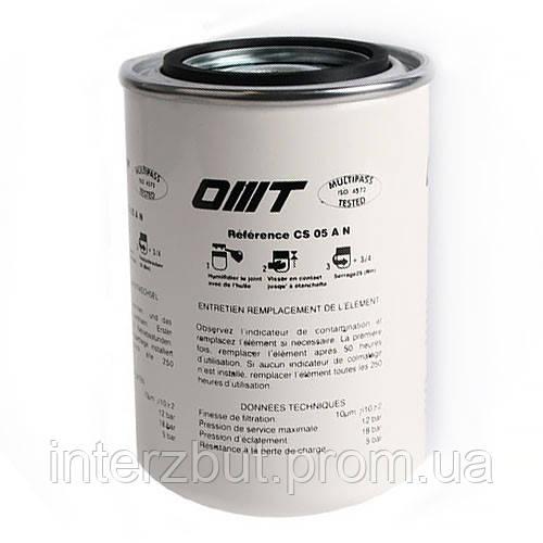 Фильтрующий элемент сливного фильтра OMT 95л / мин CS05AN-CM Италия