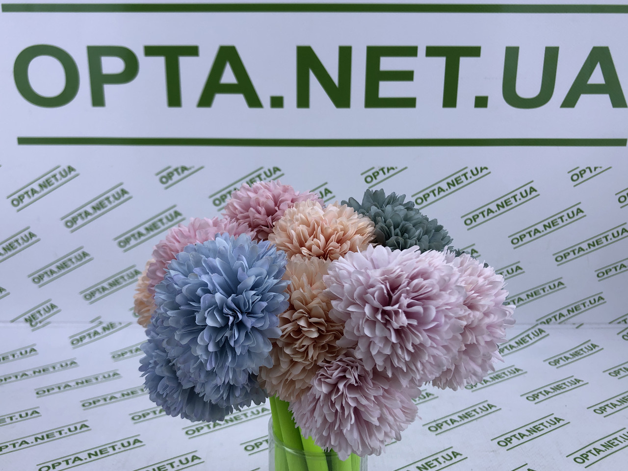 Гелевая ручка в форме Пиона pencil flowers PF2