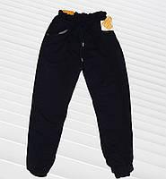 Брюки утеплені для хлопчика на махрі Джогери теплі Розміри 122 128 134 140 146, фото 1