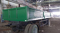 Производство кузова фургоны