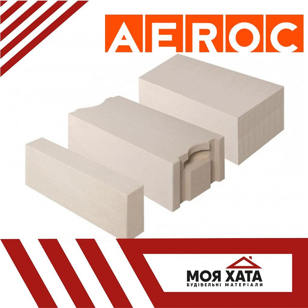 Газобетон 400х250х610 Д400 Aeroc (Обухов)