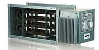 Электронагреватели канальные прямоугольные НК 400*200-6,0-3У, Вентс, Украина