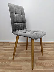 "Мягкий стул для кафе ""Лайт"" белый"