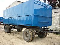 Крепление груза в кузове грузового автомобиля