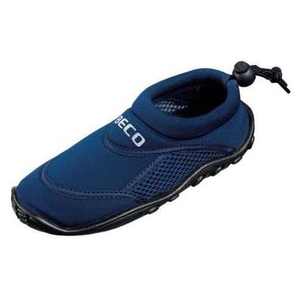 Тапочки для плавания и серфинга BECO тёмно-синий 9217 7, фото 2
