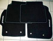 Велюровые коврики в салон Mazda 6
