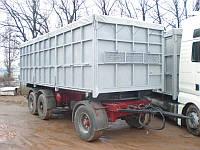 Кузов тентованный для грузовых автомобилей