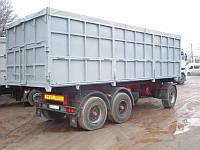 Изготовление и установка кузовов на грузовики