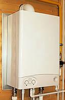 Монтаж и подключение газового котла/колонки