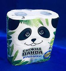 Паперові рушники Сніжна Панда Classic, 2 рулони