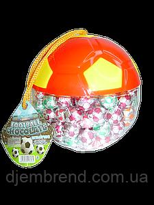 Шоколадні цукерки Football Chocolate, уп. 150шт.