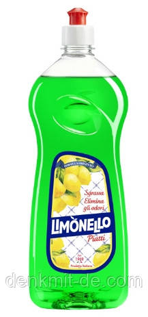 Гель для миття посуду LIMONELLO pH naturale 1.5 л Італія