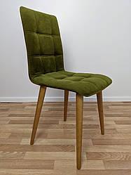 "Мягкий стул для кафе ""Лайт"" желтый"