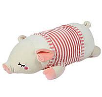 Масажна подушка Piggy з 20 масажними роликами, прогріванням і таймером, Китай-Україна