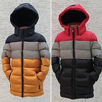 Стильные зимние куртки для мальчика SD colors! Венгрия. 134- 164 рост., фото 1