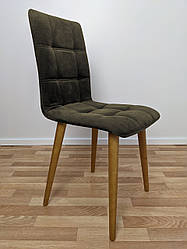 "Мягкий стул для кафе ""Лайт"" коричневый"