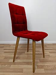 """Мягкий стул для кафе """"Лайт"""" красный"""
