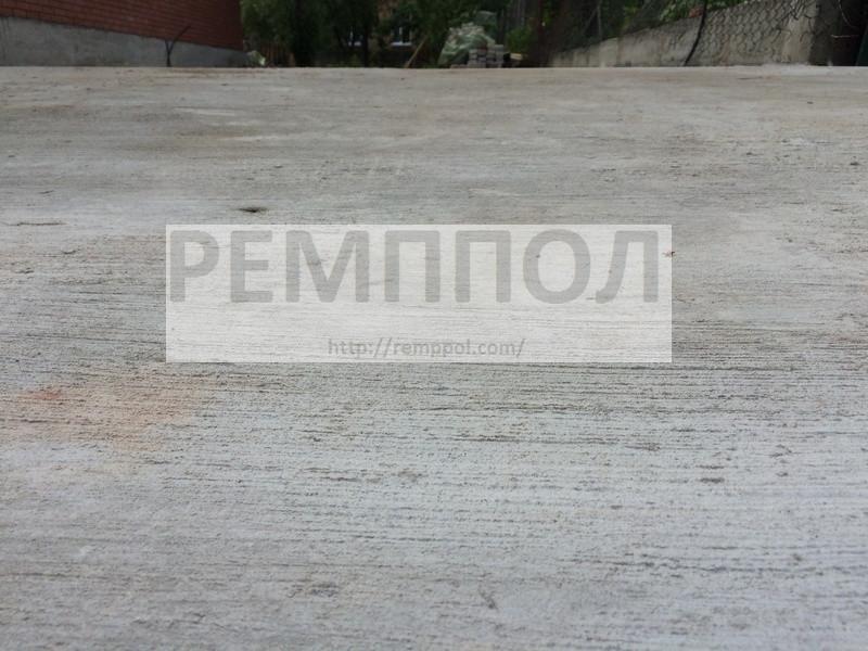 Устройство бетонного основания