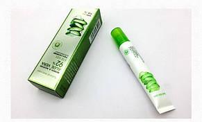 Опт Гель-крем для области вокруг глаз с экстрактом алоэ Bioaqua Eye Gel Aloe Vera 92%, 20г, фото 2