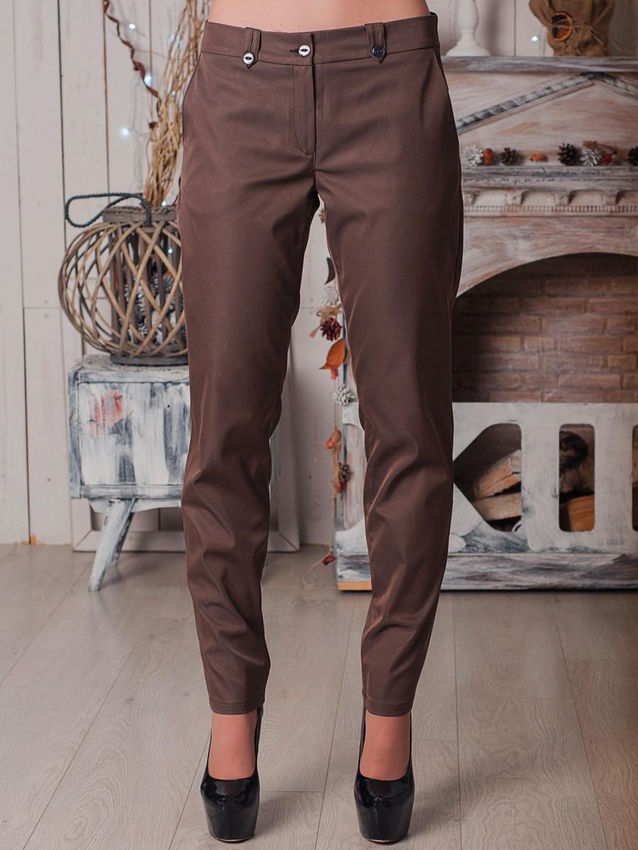 Класичні жіночі штани в офіс 50