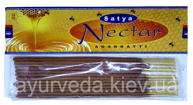 Сатья, Нектар, Satya, Nectar, (45gm)