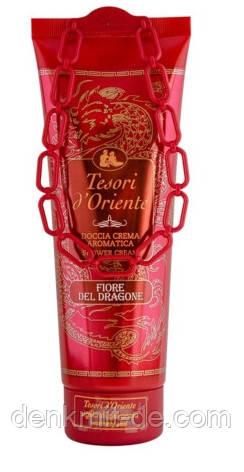 Tesori d'Oriente Fiore del Dragone Крем-гель для душа 250 мл
