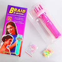 Прибор для плетения косичек Braid X-Press, Брейд Экспресс