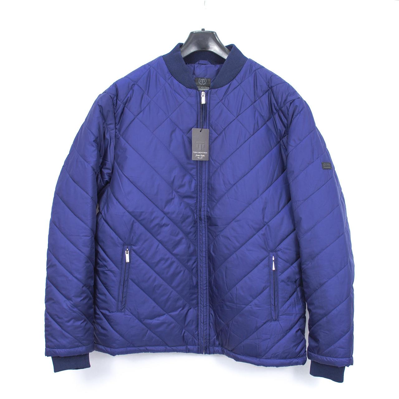 Куртка чоловіча Tony Montana 6134 INDIGO 100% поліестер XXL(Р)
