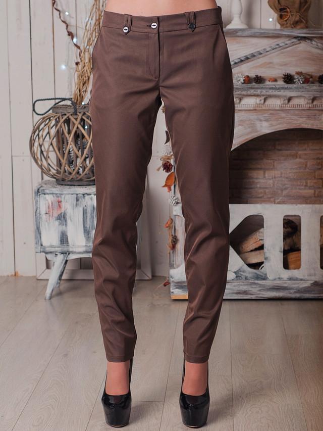 Модные женские брюки для офиса и праздника