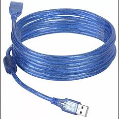 Кабель подовжувач, шнур USB - USB OTG 5 м