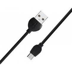 Кабель Awei CL-61 Micro USB 2,5 A Чорний